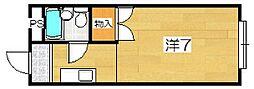 テラスワン17[108号室]の間取り