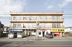 東京都武蔵村山市学園4丁目の賃貸マンションの外観