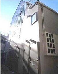 ルラシオン氷川台[3B号室]の外観