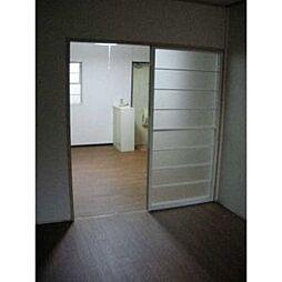 鶴新ハイツ[1階]の外観