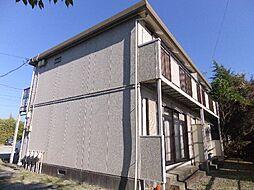 静岡県富士市宇東川東町の賃貸アパートの外観