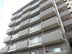 北海道札幌市中央区北八条西15丁目の賃貸マンションの外観