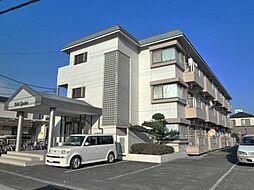 千葉県市川市南八幡1丁目の賃貸マンションの外観