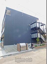 リブリ・Kバレル[3階]の外観