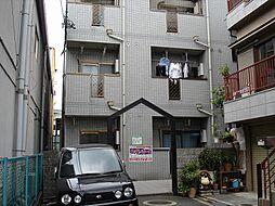 矢野本庄ハイツ[2階]の外観