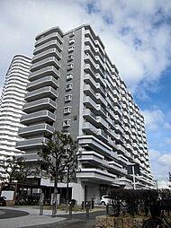 高見フローラルタウン七番街14号棟[8階]の外観
