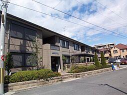 兵庫県伊丹市安堂寺町6丁目の賃貸アパートの外観