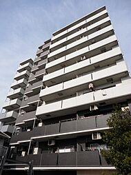 神奈川県横浜市神奈川区子安通2丁目の賃貸マンションの外観