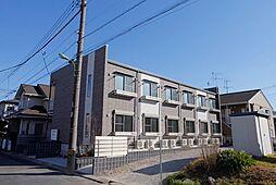 埼玉県八潮市八潮6丁目の賃貸アパートの外観