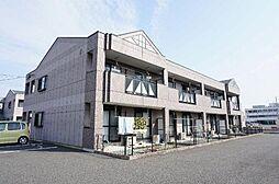 三重県桑名市長島町松ケ島の賃貸アパートの外観