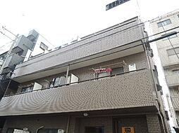 大阪府大阪市平野区平野西4丁目の賃貸マンションの外観