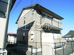 鍋島コーポII[2階]の外観