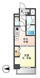 MEIBOU TESERA(メイボーテセラ)[11階]の間取り