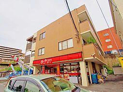 広島県安芸郡府中町八幡4丁目の賃貸マンションの外観