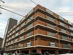 兵庫県姫路市飾磨区恵美酒の賃貸マンションの外観