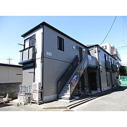 埼玉県さいたま市桜区町谷の賃貸アパートの外観