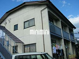 コーポユキ[2階]の外観