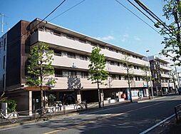 メゾンWAT(最上階、角住戸、日当たり良好)[401(エレベーターなし)号室]の外観