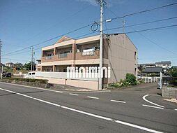 Uハイム加茂川B[1階]の外観