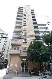 レジディア天神橋[4階]の外観