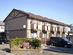 富山県富山市豊田本町3丁目の賃貸アパートの外観