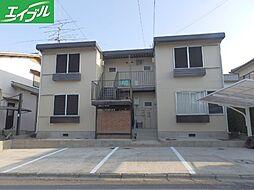 倉田アパート[1階]の外観