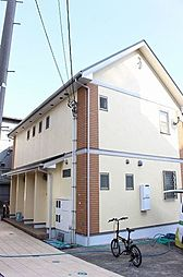 東京都葛飾区東金町7の賃貸アパートの外観