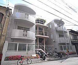 京都府京都市下京区福島町の賃貸マンションの外観