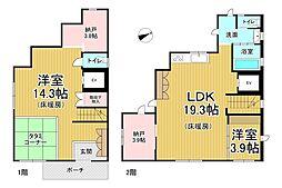 信貴山下駅 4,980万円