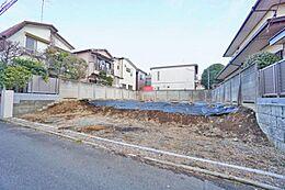 使いやすい整形地の敷地面積は約29坪あります。