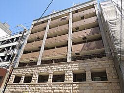 プレサンス東本町VOL2[4階]の外観