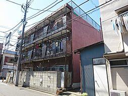 東京都江戸川区上一色3丁目の賃貸マンションの外観