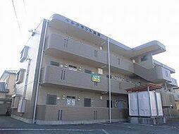 ベルクラント高田[2階]の外観