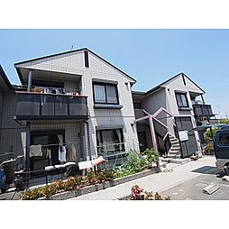 奈良県御所市蛇穴の賃貸アパートの外観