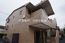 東京都西東京市谷戸町3丁目の賃貸マンションの外観