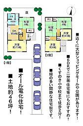 樟葉駅 1,250万円