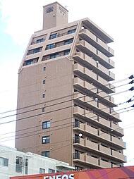 ライオンズマンション徳山[9階]の外観