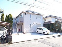 レサンジュ横浜[101号室号室]の外観