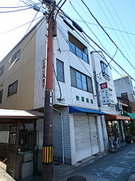 京都府京都市東山区東大路渋谷上る常盤町の賃貸マンションの外観