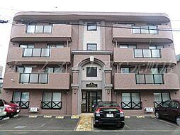 北海道札幌市東区北十九条東16丁目の賃貸マンションの外観