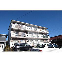 愛知県額田郡幸田町大草の賃貸マンションの外観