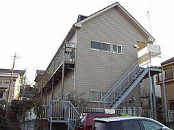 サンバレー青木台[202号室]の外観