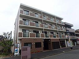 神奈川県川崎市川崎区大師本町の賃貸マンションの外観