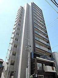 エスリード阿波座レジデンス[13階]の外観