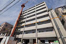 兵庫県神戸市中央区東雲通5丁目の賃貸マンションの外観