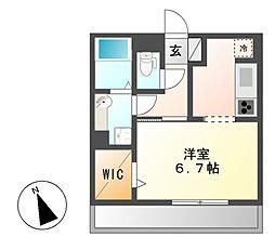 Loco Moco4[1階]の間取り