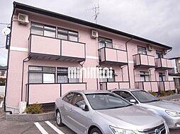 愛知県名古屋市緑区鳴海町字文木の賃貸アパートの外観