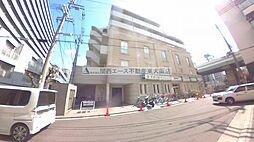 トリニティ東野[5階]の外観