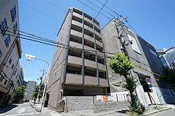 大阪府大阪市北区大淀中2丁目の賃貸マンションの外観