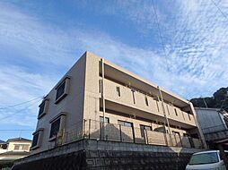 鹿児島県鹿児島市中山1丁目の賃貸マンションの外観